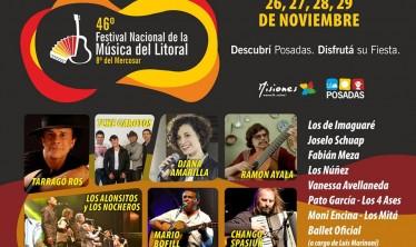 Ultiman los detalles para el 46vo. Festival del Litoral de Posadas