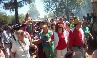 Más de 25 mil personas en la festividad de Santa Catalina