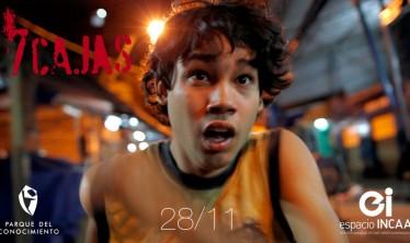 Con 7 Cajas, llega el cine paraguayo al Parque del Conocimiento