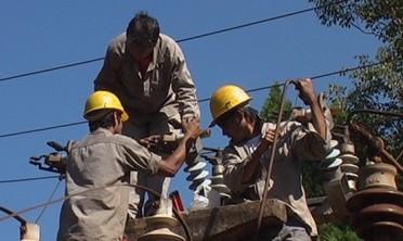 Prevén cortes de energía en Irigoyen, San Antonio y Dos Hermanas