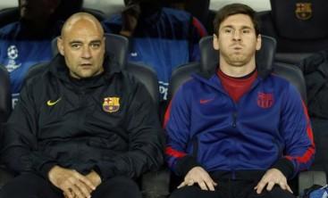 Messi fue operado por cálculos renales en Barcelona