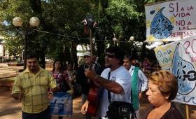 """ATE pidió """"desterrar"""" todos los proyectos de represas en Misiones"""