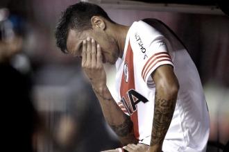 Vangioni sufrió un desgarro que le impedirá estar el Superclásico