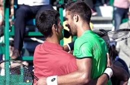 Djokovic eliminado del Masters 1000 de Montecarlo