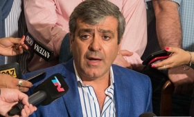 """Cano pidió """"paciencia a los gobernadores"""""""