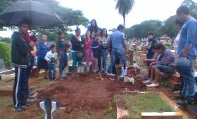 Crimen en Parque Adam: familiares de David Yañez reclamaron justicia