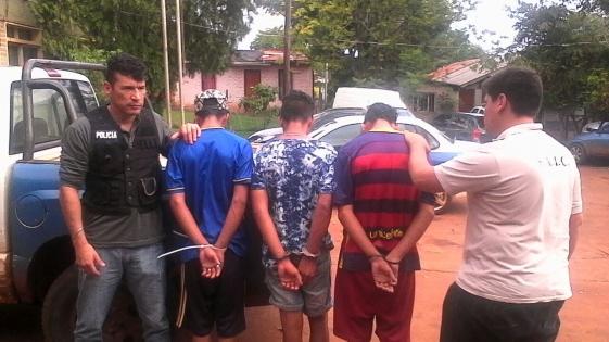 Tres menores detenidos por el crimen de un anciano