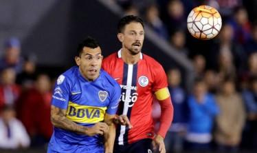 Boca consiguió una buena victoria ante Cerro Porteño