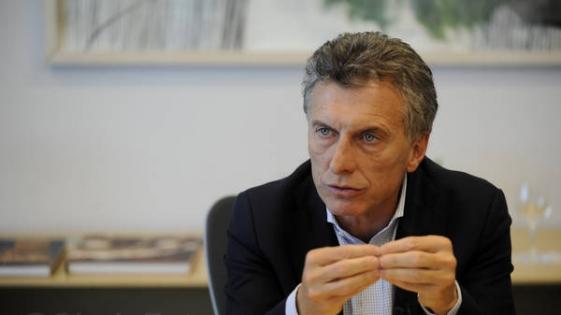 Mauricio Macri fue dado de alto tras el chequeo por una arritmia