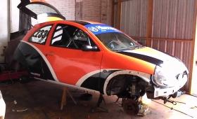 Presentan el auto misionero que correrá el Rally Mundial