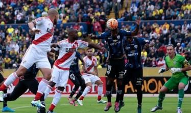 River hizo un flojo partido y cayó ante Independiente del Valle