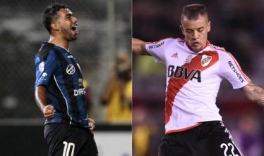 River se presenta en Quito por octavos de la Copa