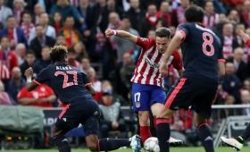 El Atlético de Simeone se quedó con la primera semifinal ante el Bayern