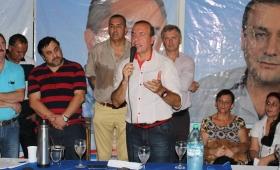 En campaña: el gobierno movilizado para las elecciones del IPS