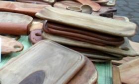 Convocan a artesanos a participar de Fiesta Nacional de la Madera