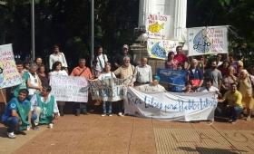"""No a las Represas: """"El pueblo misionero debe ser respetado"""""""