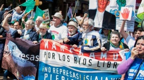 Misiones conmemorará el Día de Acción contra las Grandes Represas
