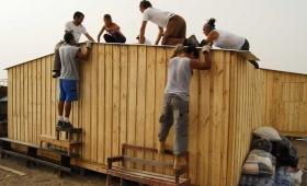 Techo Misiones construirá 36 viviendas este fin de semana