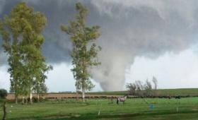 Un tornado en Uruguay dejó cuatro muertos