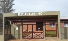Candelaria: moderno edificio educativo entregó la EBY