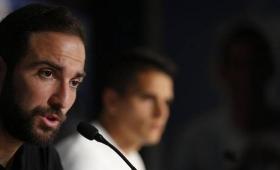 «Mi ciclo en la Selección ya está terminado», anunció Higuaín