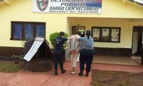 Oberá: detienen a acusado de abusar de su hijastra de 9 años