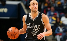 Ginóbili finalizó la temporada con los Spurs