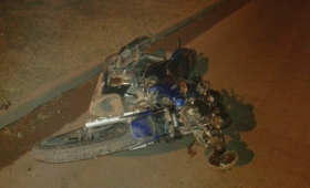 Gendarme misionero murió en accidente en Chaco