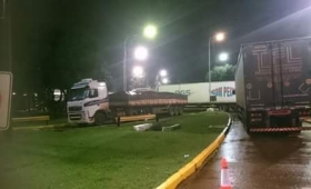 El paro de camioneros afectaría la llegada de combustibles a Misiones