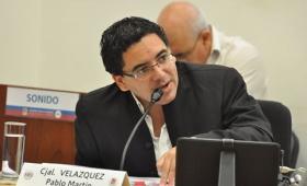 """Velázquez sobre el servicio de colectivos: """"Los ediles poco podemos hacer"""""""
