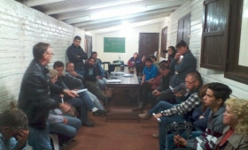 San Vicente: apagón de FM en protesta por la tasa a antenas