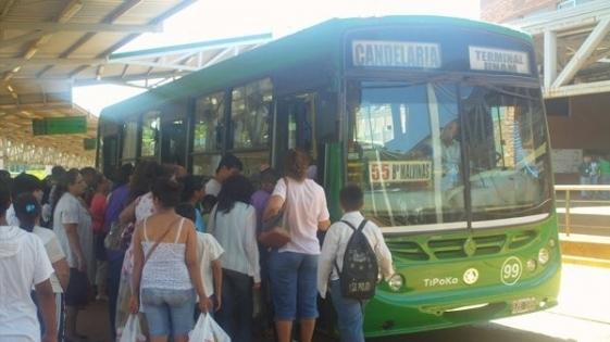 Insisten que el boleto urbano debe costar 10 pesos