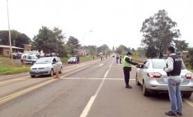 Tolerancia Cero: detuvieron a ocho conductores y retuvieron 36 licencias