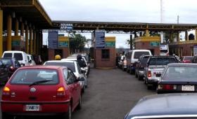 El tránsito fronterizo entre Posadas y Encarnación aumentó un 11%