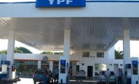 YPF aumentó las naftas 4,5% en todo el país