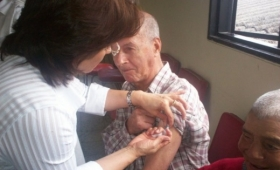 Pami: enviaron 2800 vacunas antigripales para 104 mil afiliados