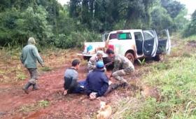Detenidos por caza ilegal en la reserva Yabotí