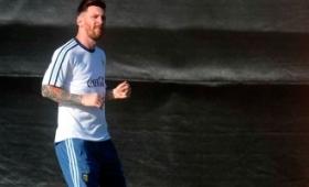 Argentina espera el debut frente a Chile