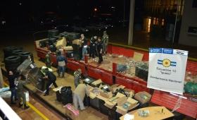 Secuestran carga de juguetes valuada en 2 millones de pesos