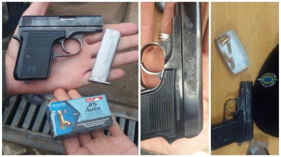 Alarma la cantidad de armas de fuego en la provincia