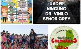 Una maratón, un recital y un desfile para colaborar con Huellitas Coloradas
