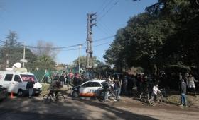 José López intentó sobornar a los policías que lo detuvieron