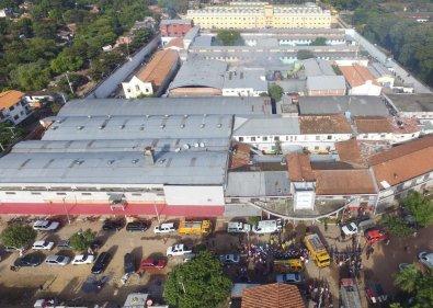 Paraguay: seis muertos en incendio en la cárcel de Tacumbú