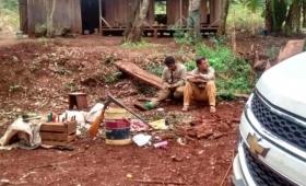 Dos cazadores furtivos detenidos en Yabotí