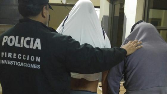 Dos detenidos por el caso de los ladrones disfrazados de gendarmes