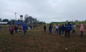 150 familias usurparon terrenos del Frigorífico El Zaimán