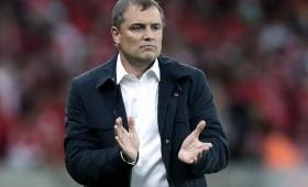 """""""Estamos afuera de la Copa Libertadores y por eso me voy"""""""