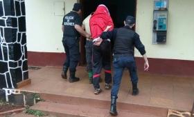 Robo de vacas: secuestran armas en casa de los detenidos