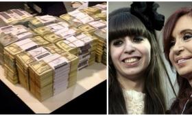 La UIF pidió que sigan embargados los fondos de Florencia Kirchner