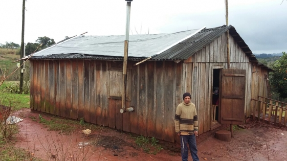 Granizada: 900 casas dañadas y pérdidas millonarias en la producción